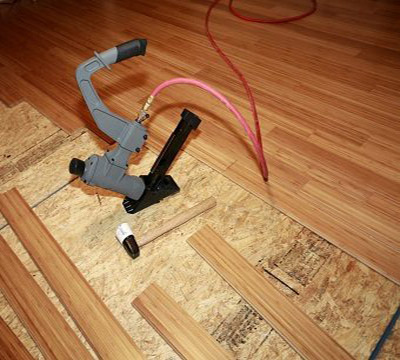 Install Bamboo Flooring